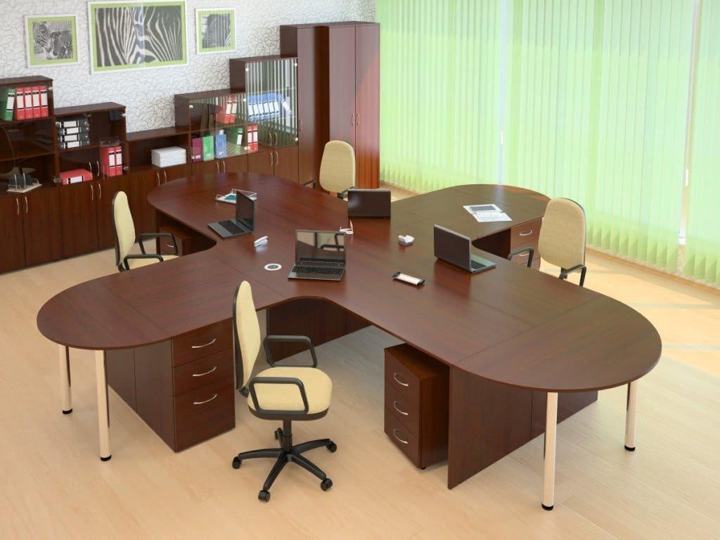 Офисная мебель по оптовым ценам