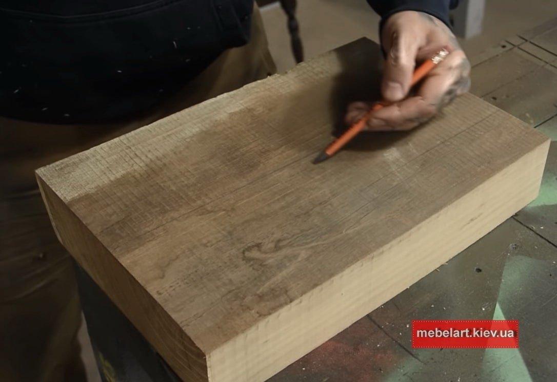 фотографии деревянной мойки