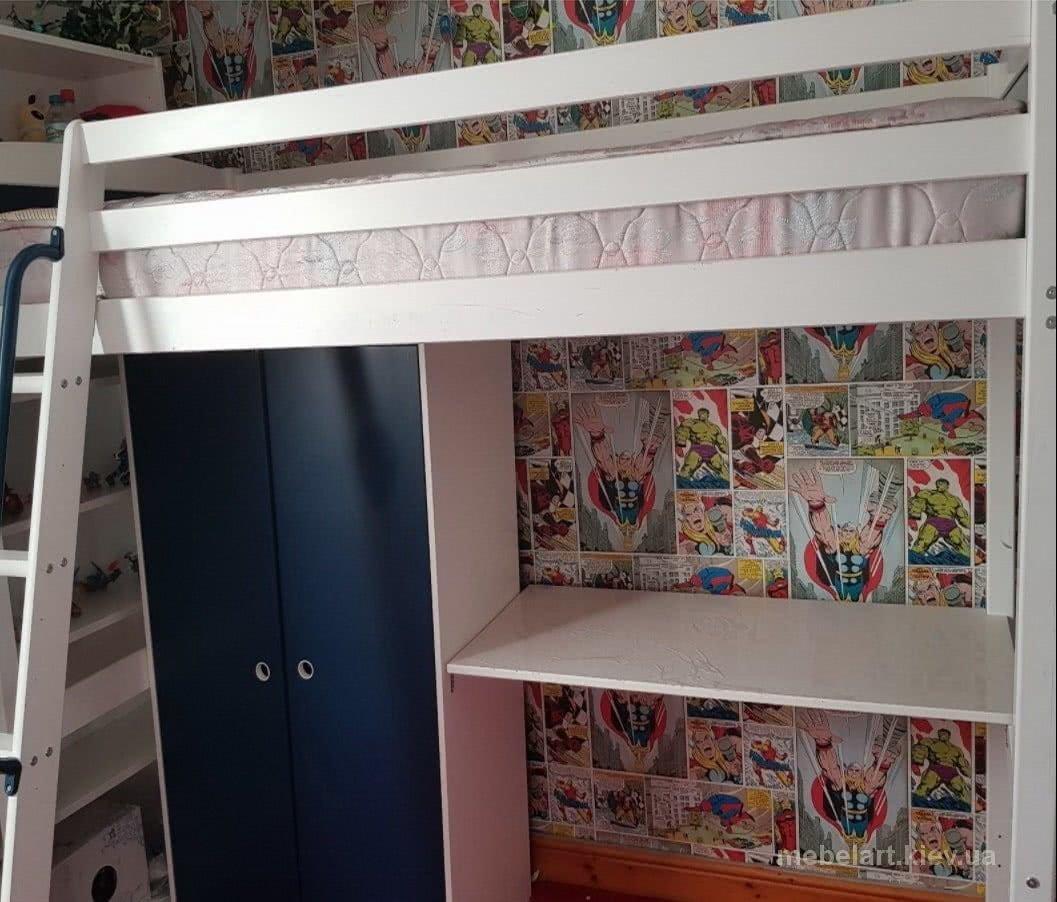 детские цветные шкафы