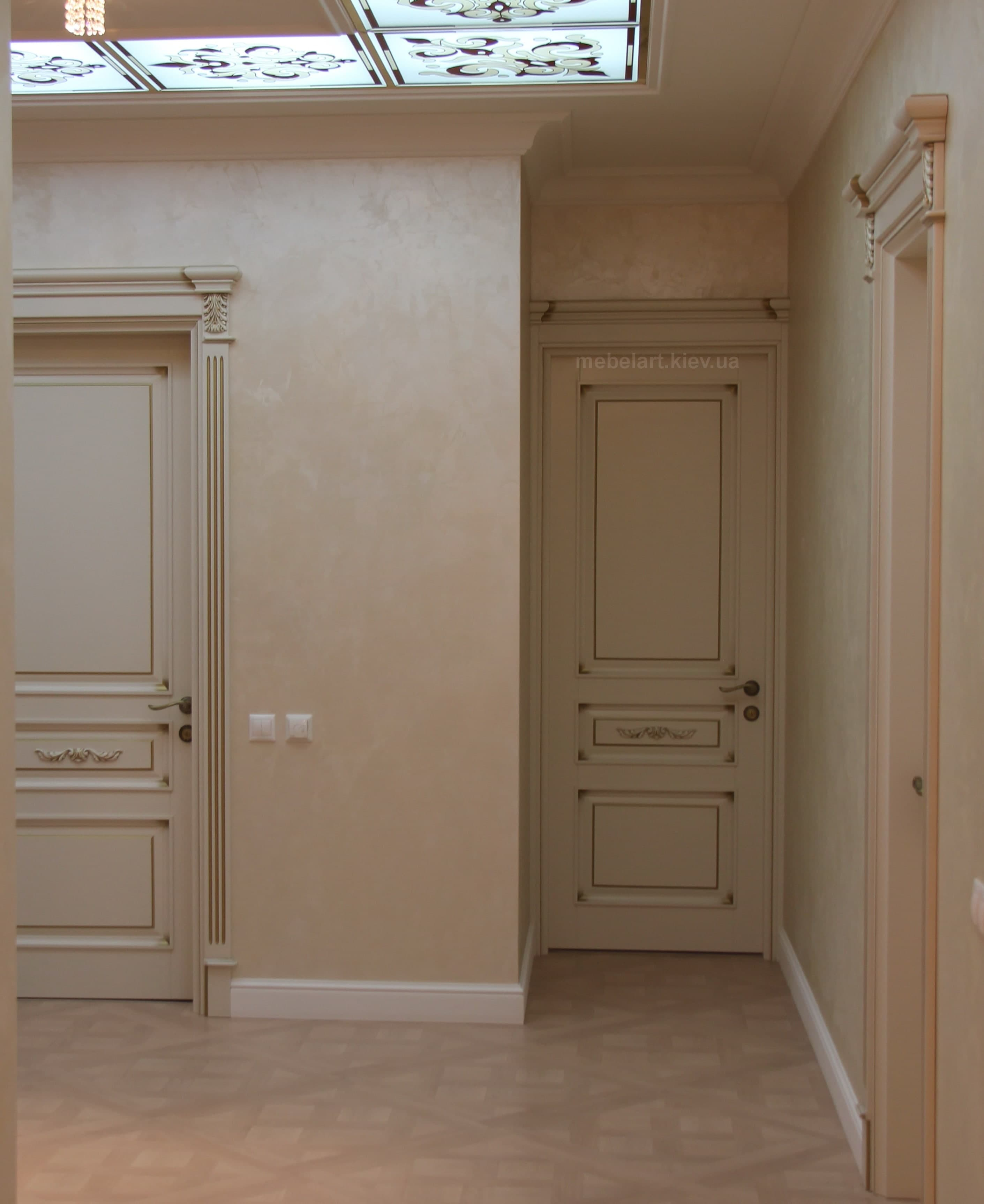 элитные деревянные двери на заказ