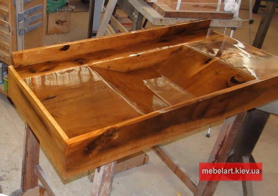 деревянные умывальники