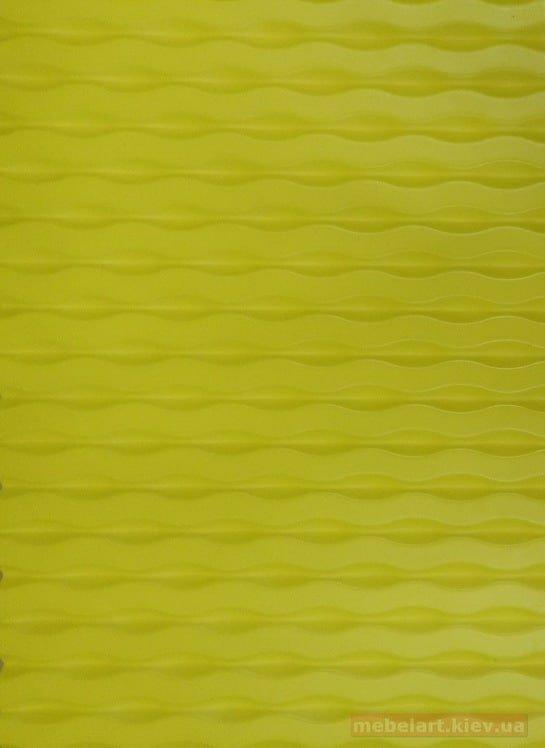 желтый мдф фасад