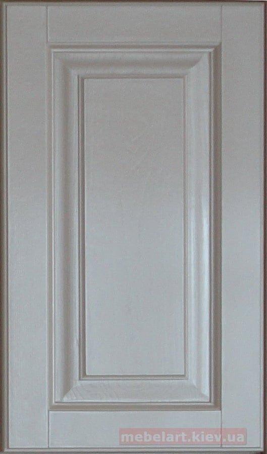 белые фасады для кухни на заказ