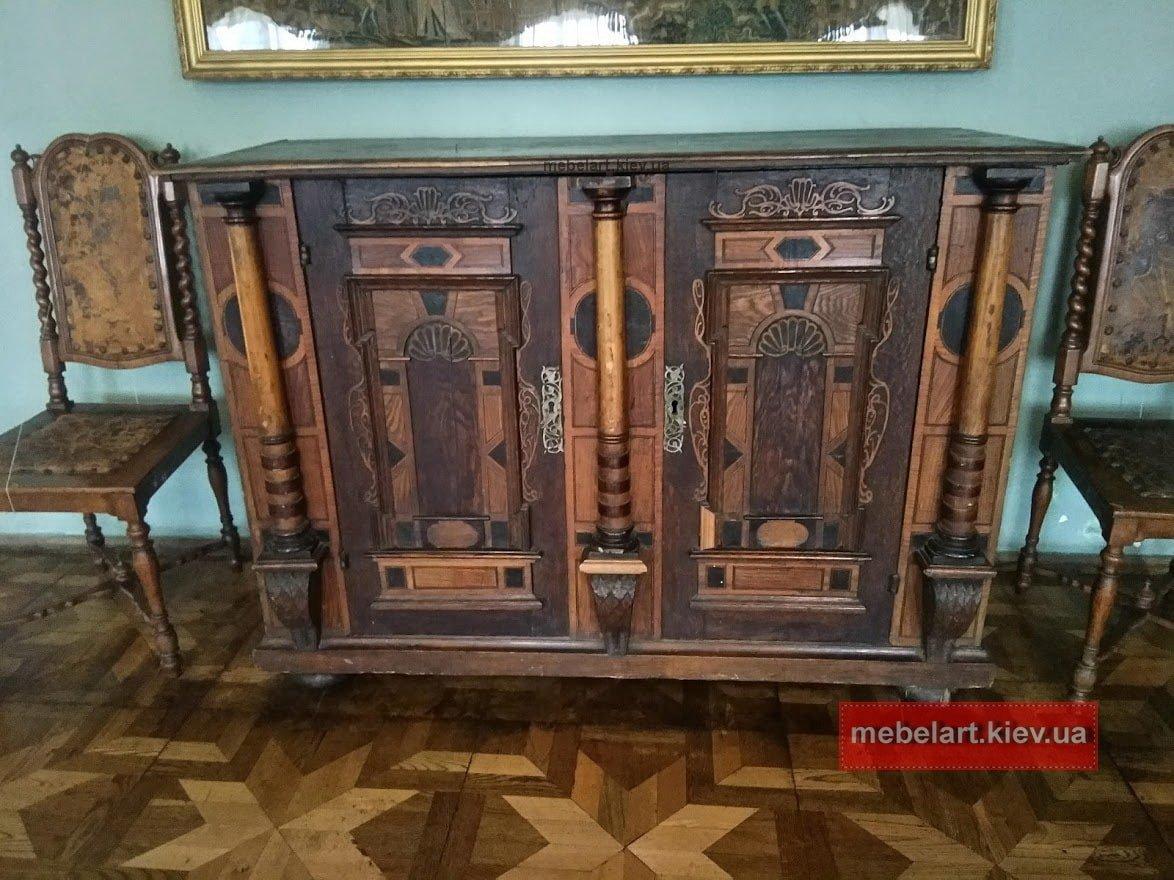 мебель эпохи ренесанса