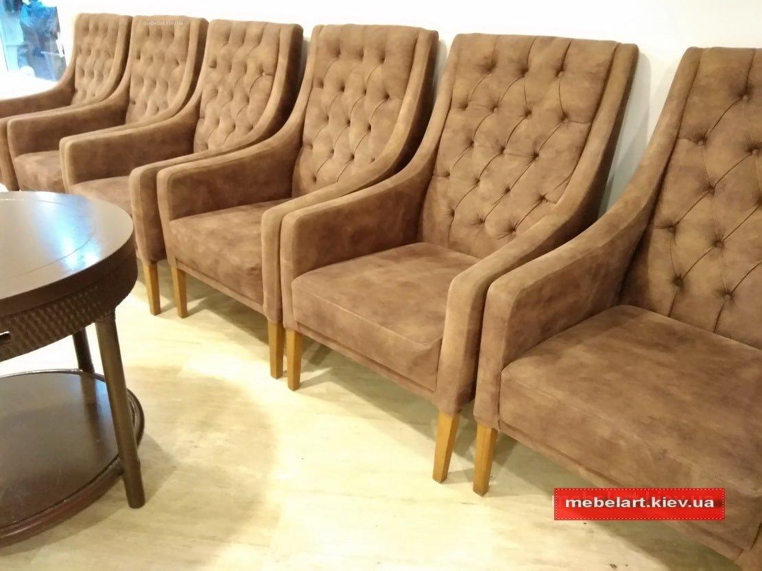 кресла для отеля Прикарпатье
