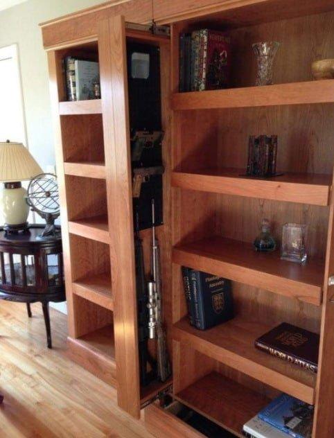 мебель для кабинета с сикретом