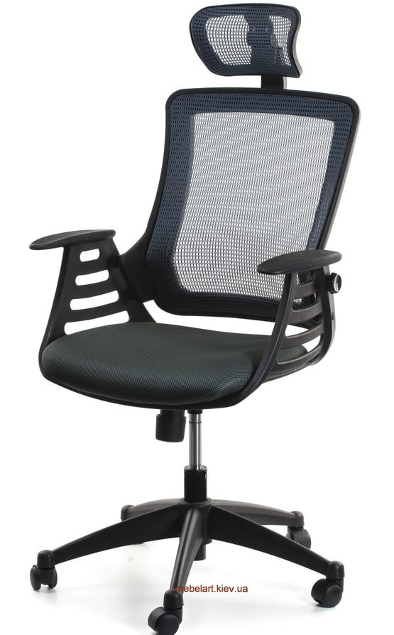 Кресло офисное Office4You MERANO-headrest-Grey
