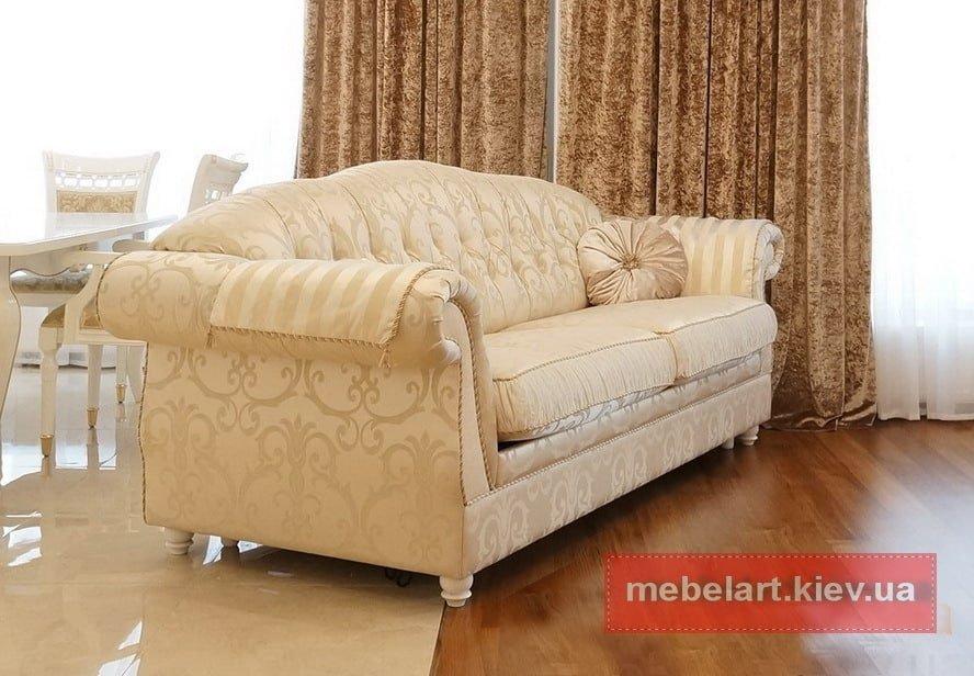 заказная  белыая мягкая мебель