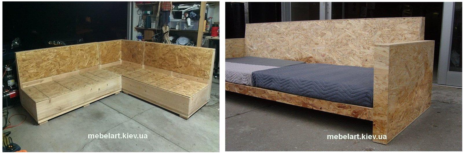 каркас для дивана из дсп
