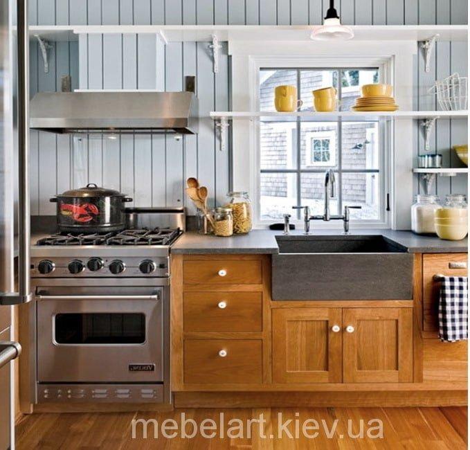 варианты кухонь