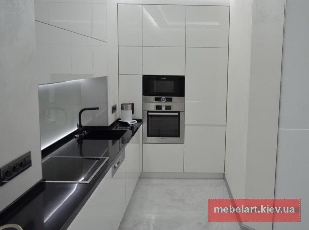 кухня в стиле модерн Обухов