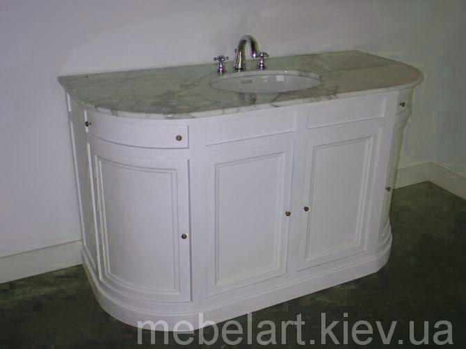 furniture for a bathroom pod booking