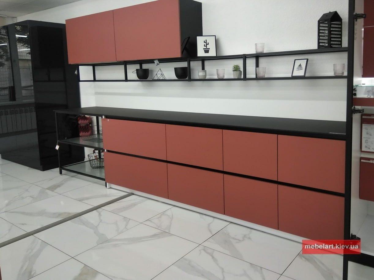 заказные кухни лофт