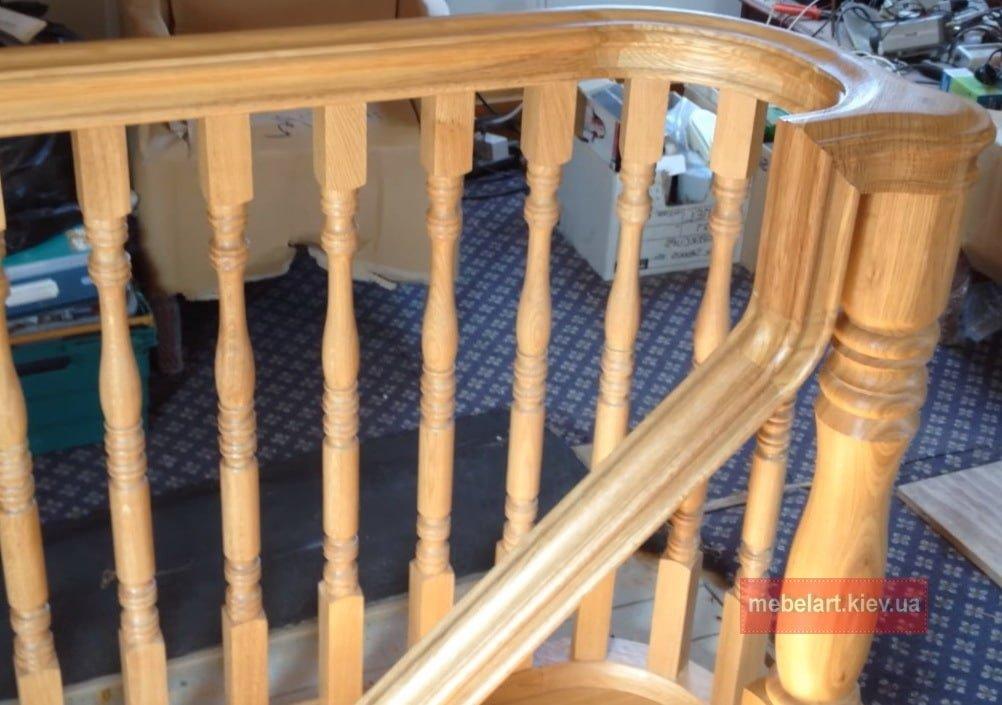 ремонт дерев'яних сходів