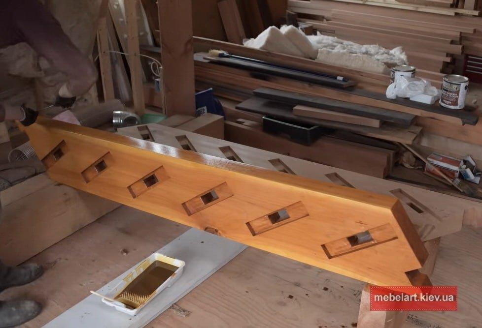 Мебеларт изготовит лестницу на заказ