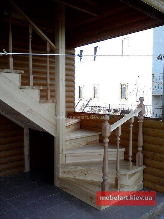 Виготовлення сходів на замовлення Новые петровцы