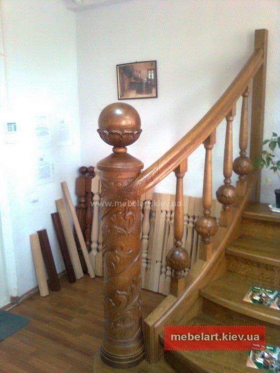 Виготовлення сходів на замовлення Фастов