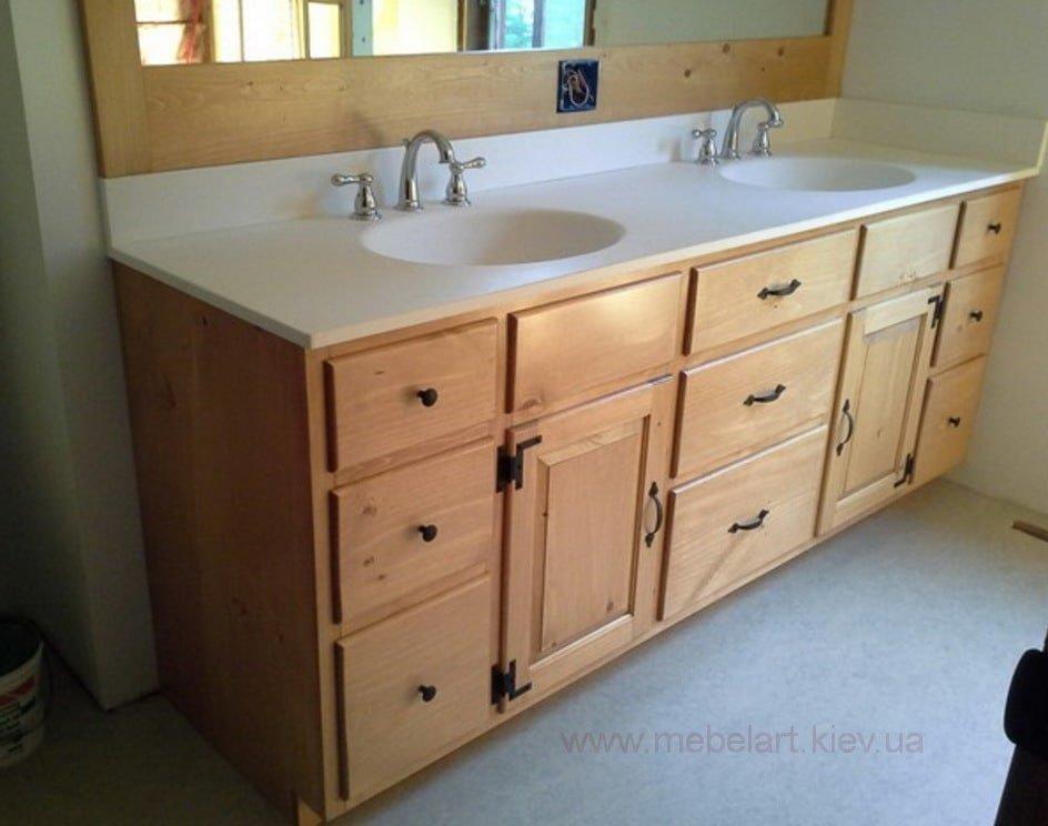 фотография мебели для ванной