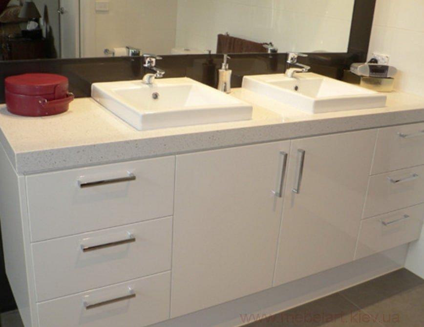 фотографии мебели в ванную