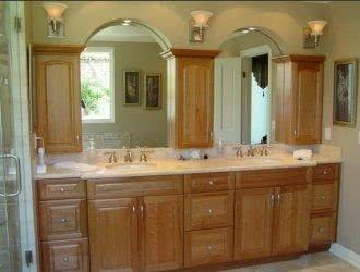 галерея мебели в ванную