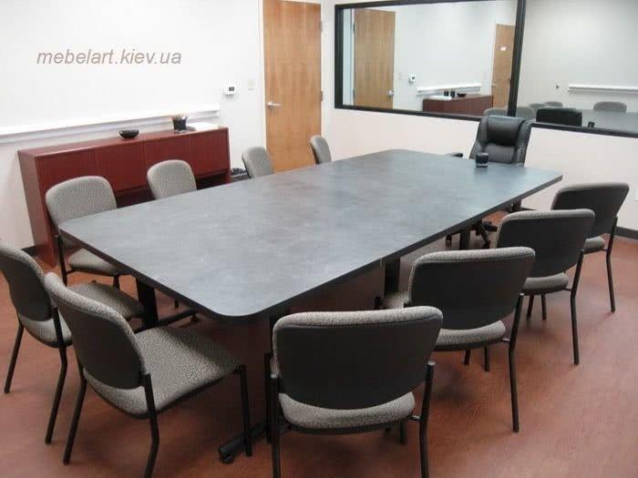изготовить стол для переговоров на заказ