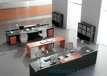варианты размещения офисных сотрудников