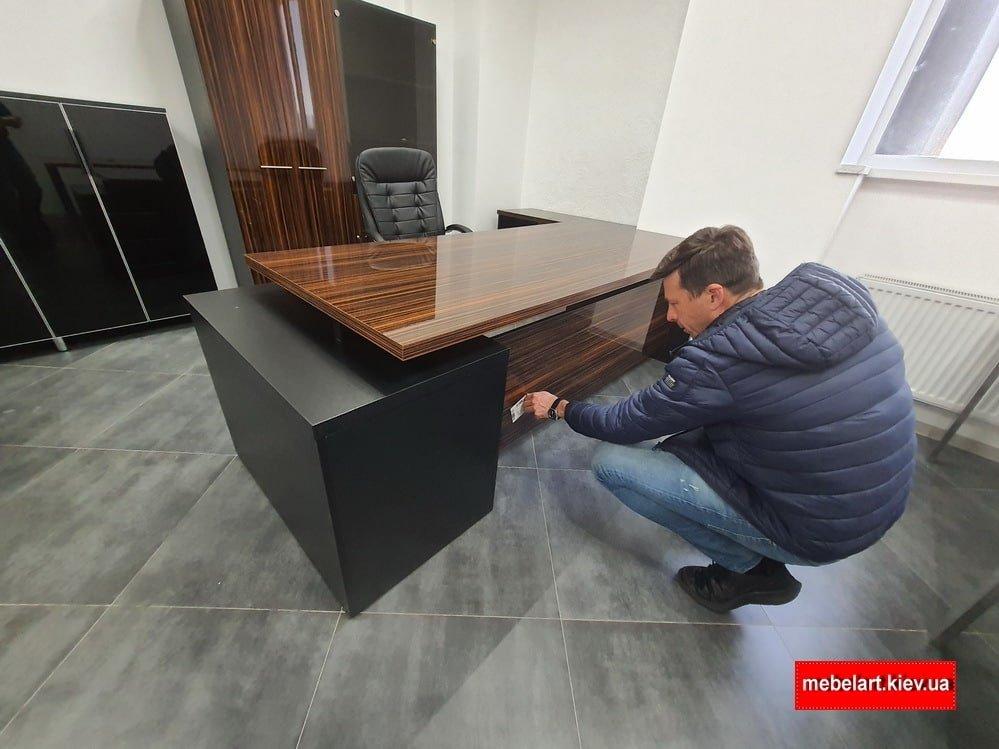 мебель в офис от мебеларт
