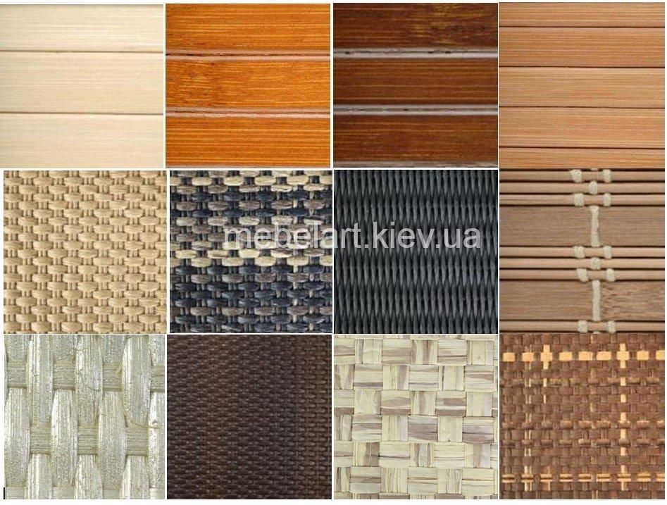 ротанг бамбук мебель