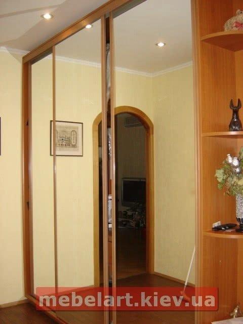 варианты шкафов в коридор