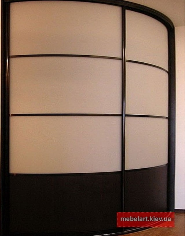 cabinet vano rotonda