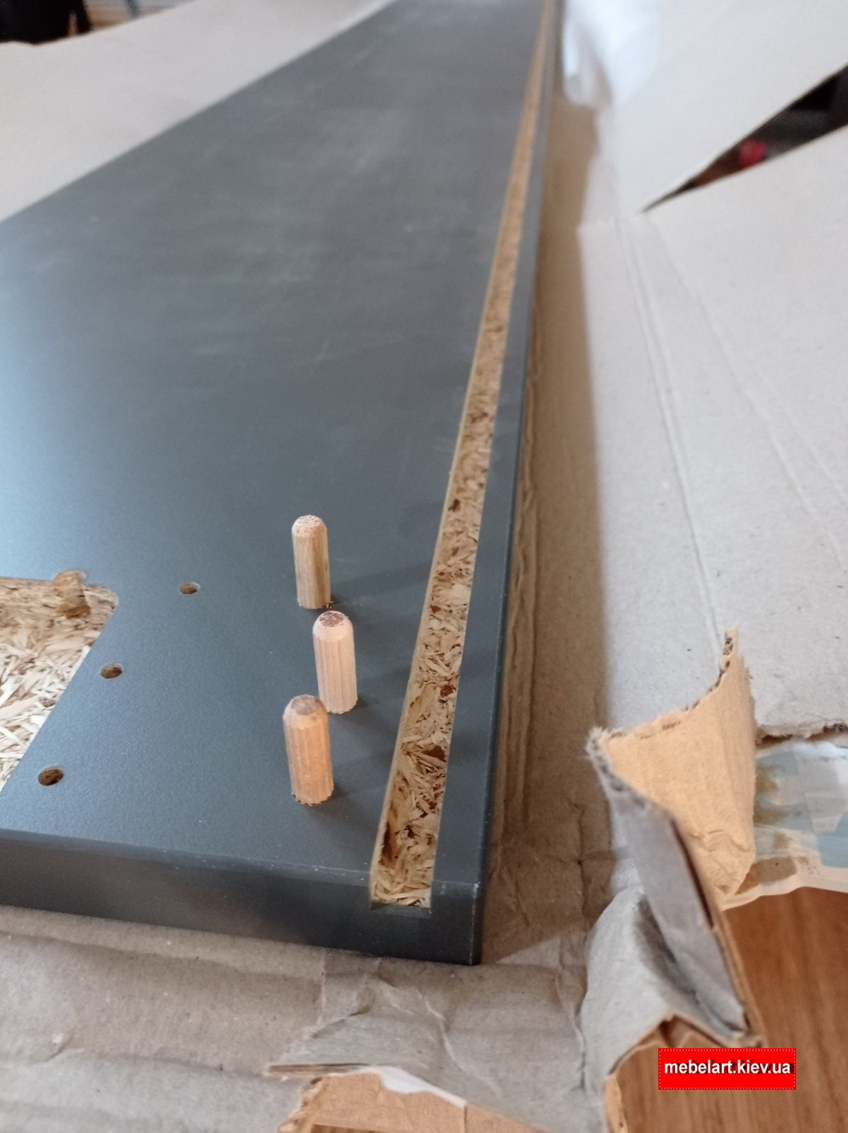 сборка шкафа трансформер