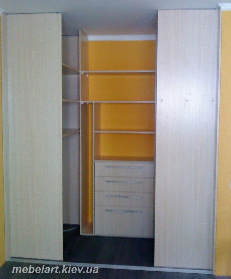 шкаф-купе под заказ в Киеве