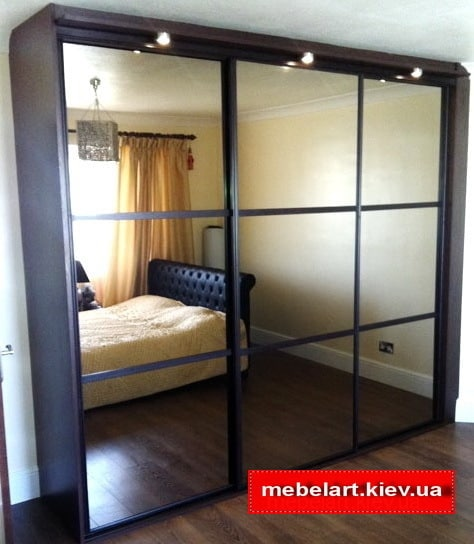 заказной шкаф-купе в Киеве