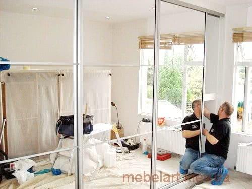 услуги сборщиков мебели