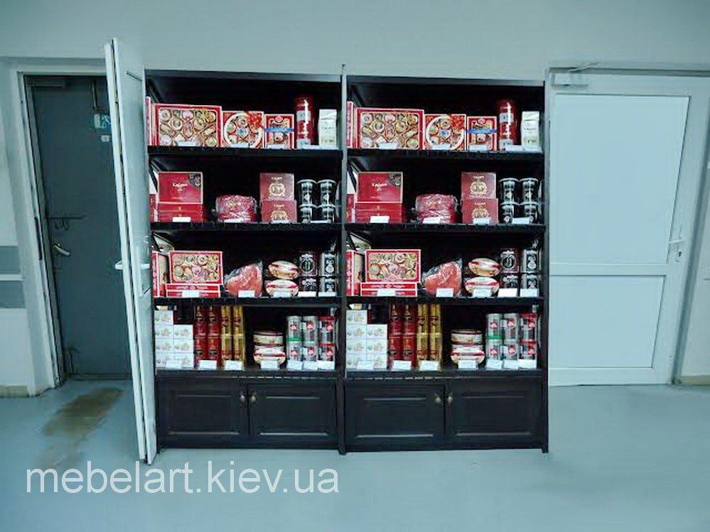 торговые прилавки на заказ в Киеве