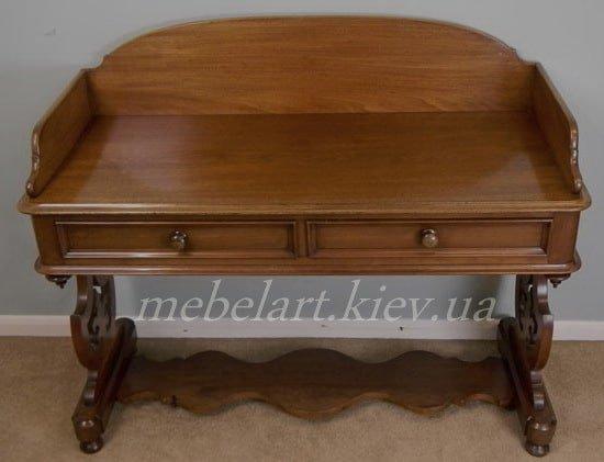 столик комод из дерева