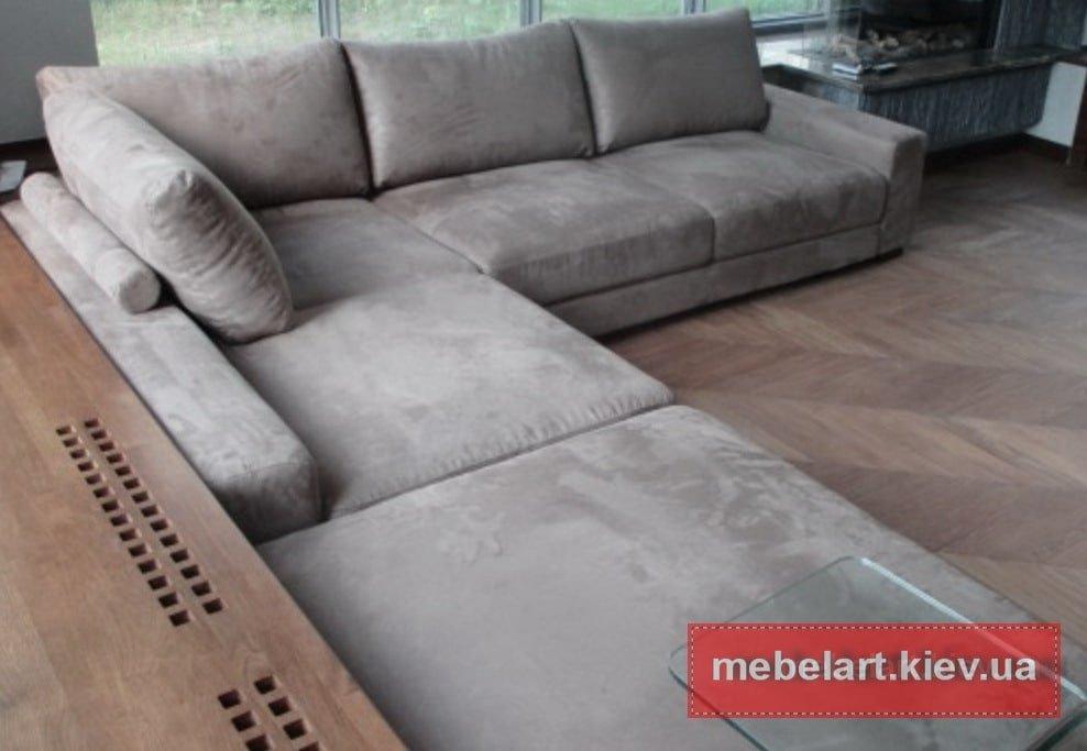 угловой диван на заказ в Киеве