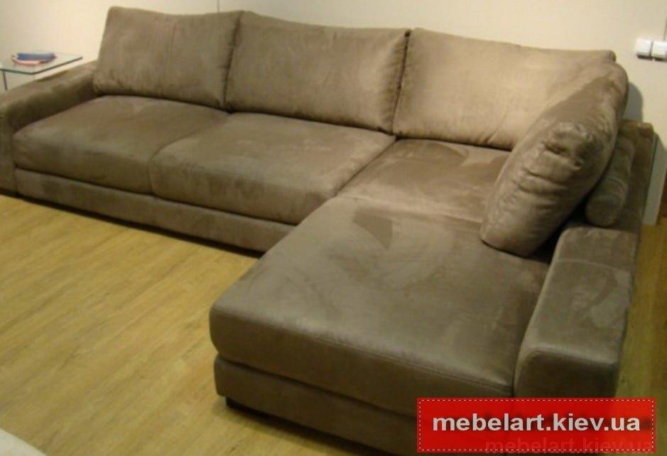 угловой диван под заказ в Киеве