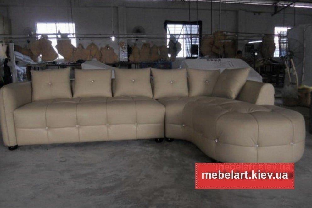 изготовление углового дивана на заказ