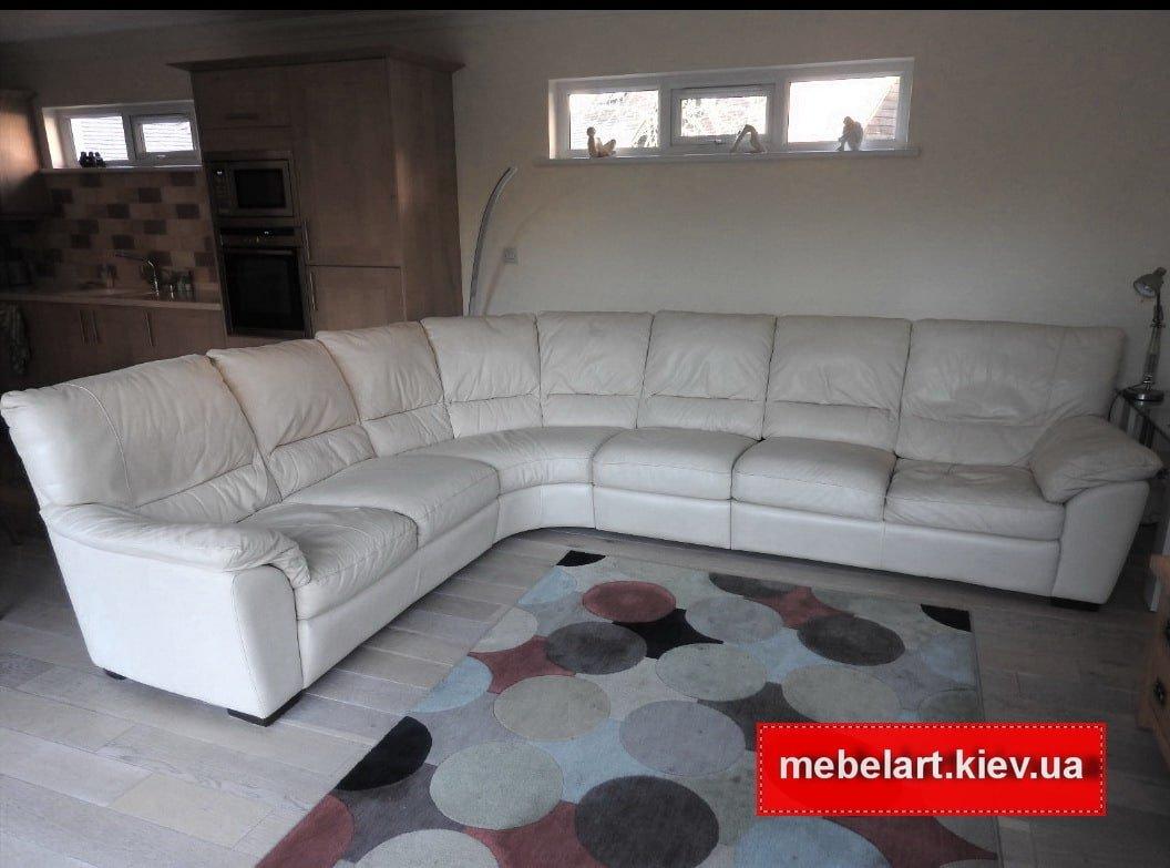 роскошный угловой диван на заказ