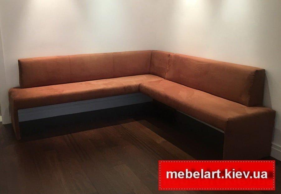 простой угловой диван