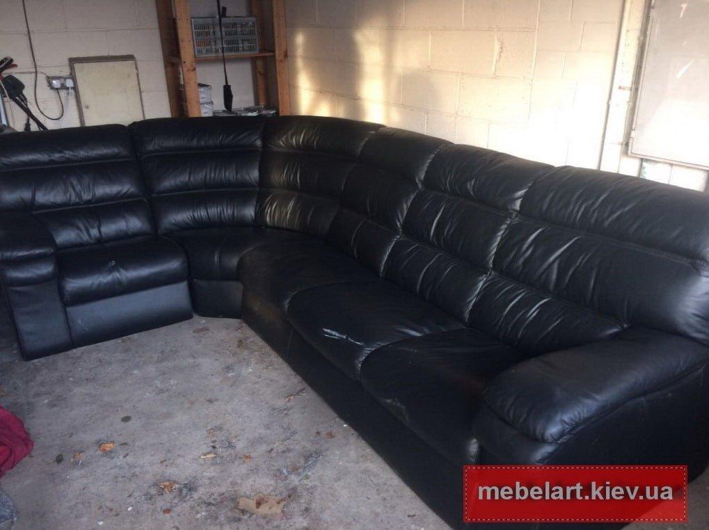 угловой диван в спальню