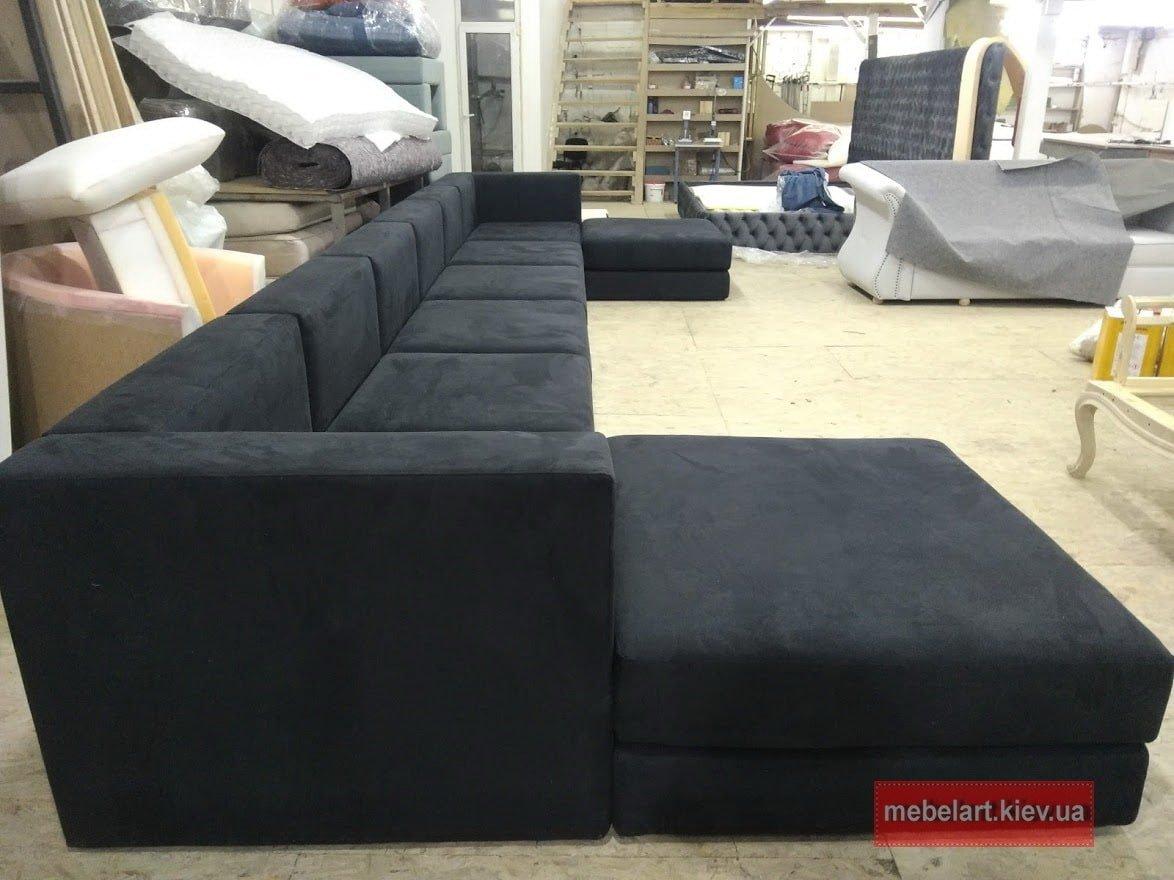 большой диван на всю комнату в Одессе
