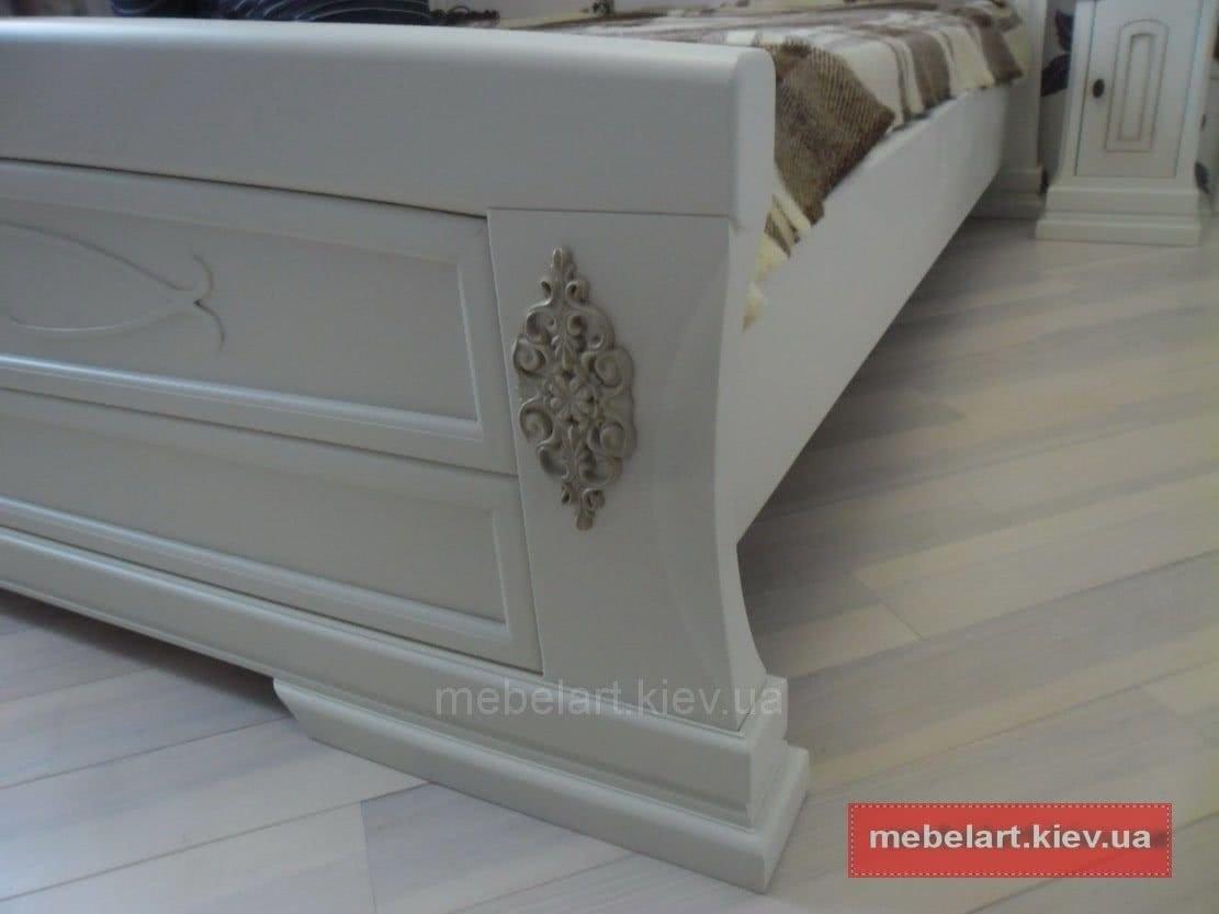Кровать на заказ в Киеве по индивидуальному проекту