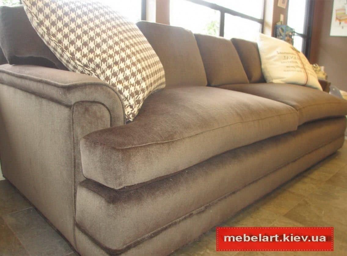 диван в спальню на заказ