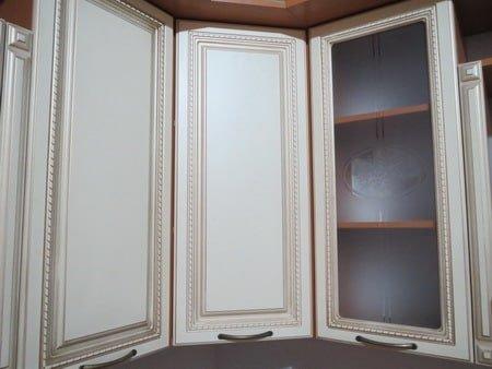 нижняя кухонная секция