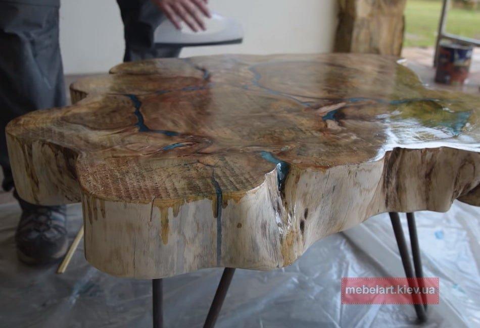 столы из слэбов украина ясень