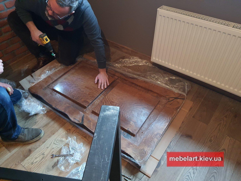 Слэбы - столы из ценных пород дерева