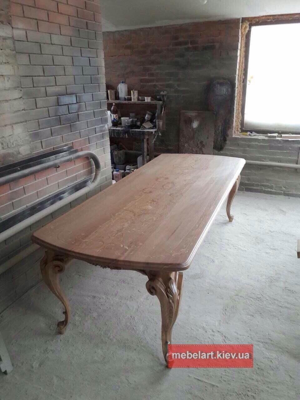 стол журнальный барокко