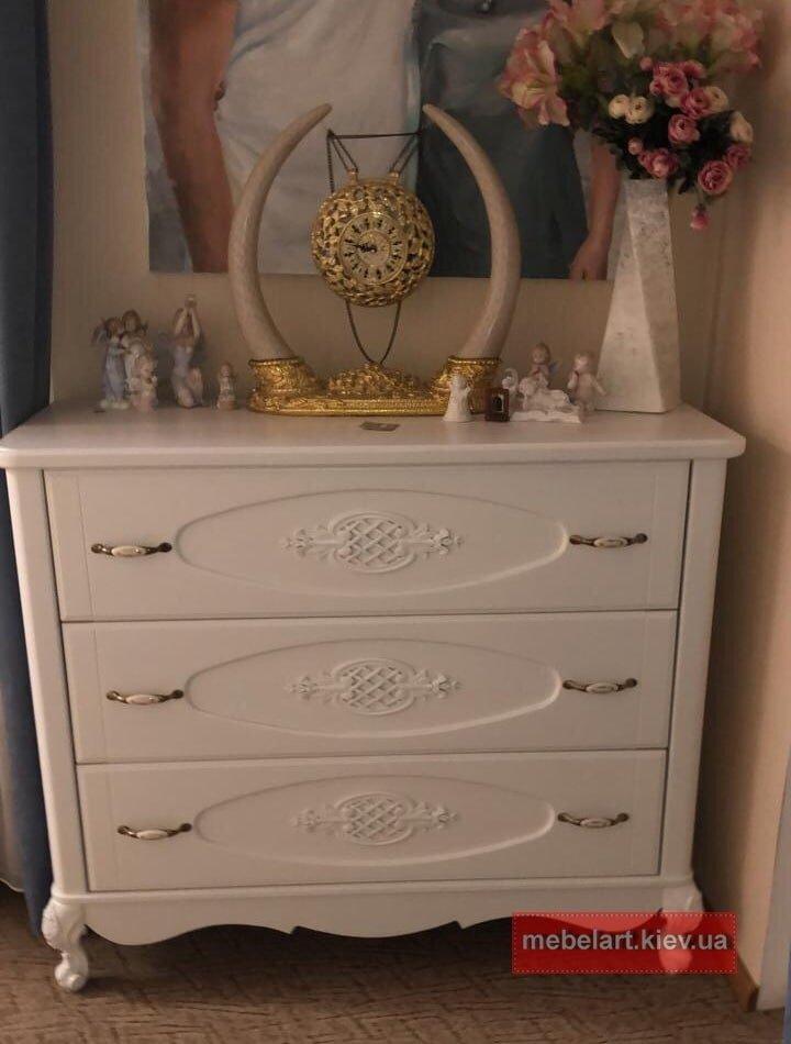 мебель с зеркалом барокко